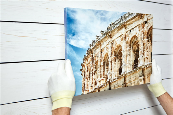 Creating Beautiful Art for Your Office With Printed Canvas