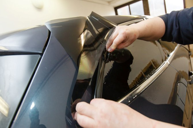 Four Benefits of Tinting Your Car's Windows