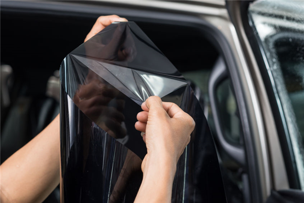How Automotive Window Tint Can Protect Commercial Drivers
