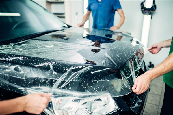The Surprising History Behind Paint Protection Film