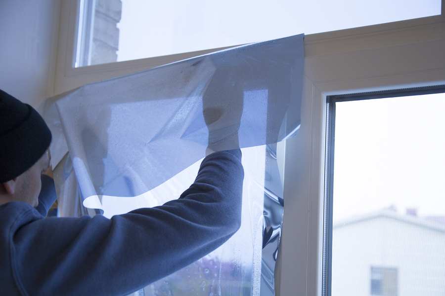 Using Window Film to Create Privacy